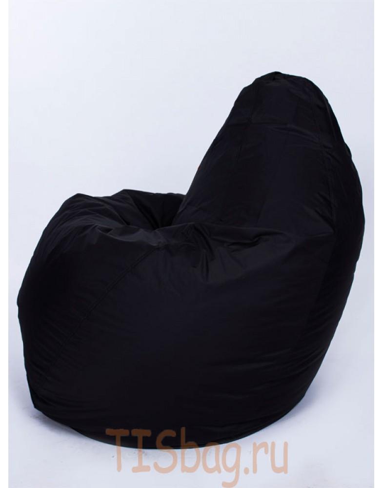 Кресло-груша (Детский) - Black