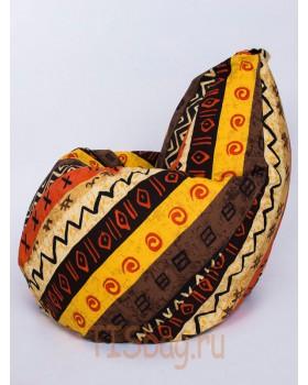 Кресло-груша (Детский) - Африка