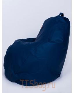 Кресло-груша (Босс) - Dark Blue