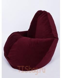 Кресло-груша (Детский) - Plum (Ko)