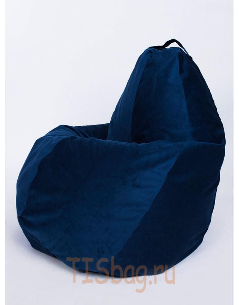Кресло-груша (Детский) - Dark Blue (Ko)