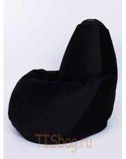 Кресло-груша (Детский) - Black (As)