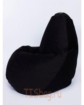Кресло-груша (Босс) - Black (As)