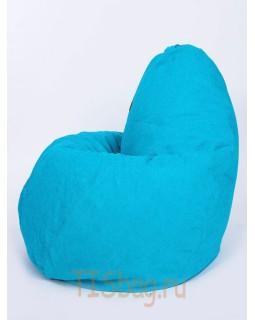 Кресло-груша (Детский) - Biruza (Ca)