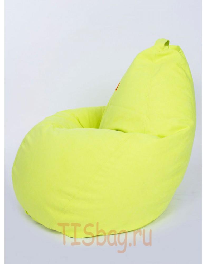 Кресло-груша (Босс) - Lime (Ca)