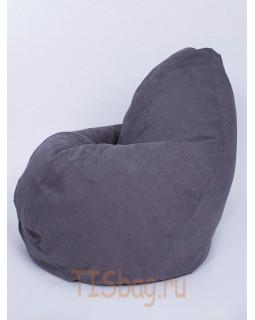 Кресло-груша (Босс) - Graphit (Ca)