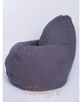 Кресло-груша (Взрослый) - Graphit (Ca)
