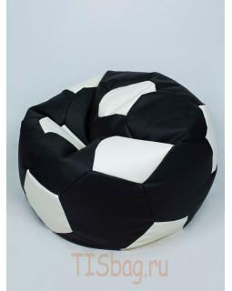 Кресло-мяч - Черно-белый