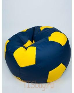 Кресло-мяч - Сине-желтый